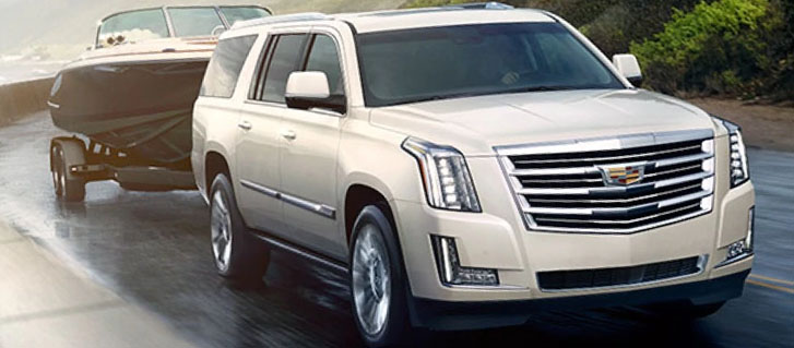 2019 Cadillac Escalade performance