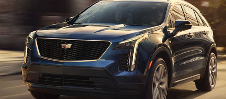 2019 Cadillac XT4 Crossover performance