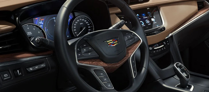 2019 Cadillac XT5 Crossover comfort