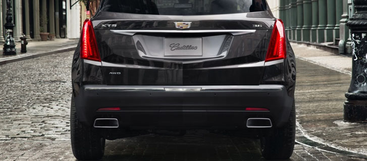 2019 Cadillac XT5 Crossover performance