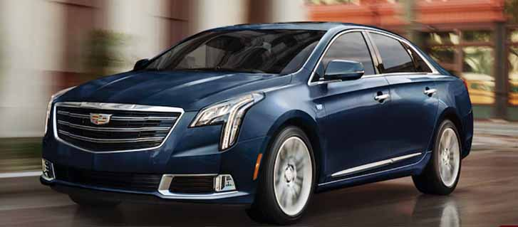 2019 Cadillac XTS Sedan performance