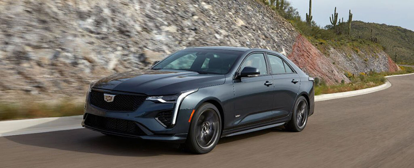 2020 Cadillac CT4-V Main Img