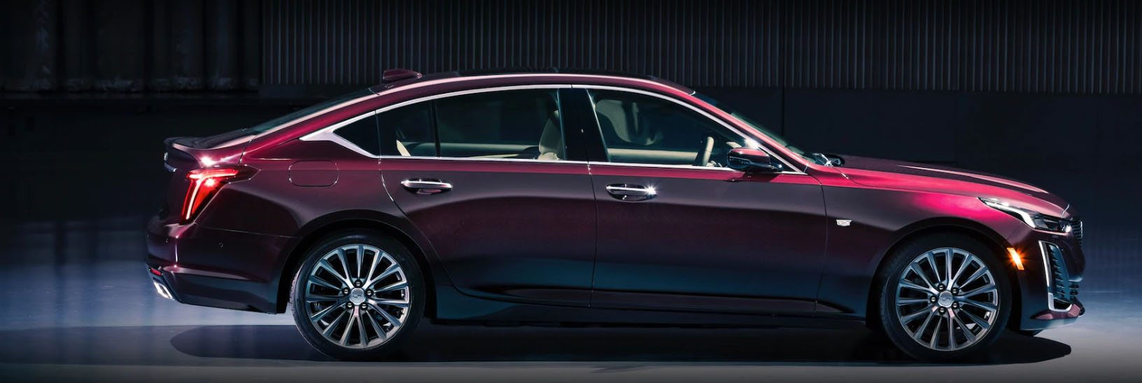 2020 Cadillac CT5 Main Img