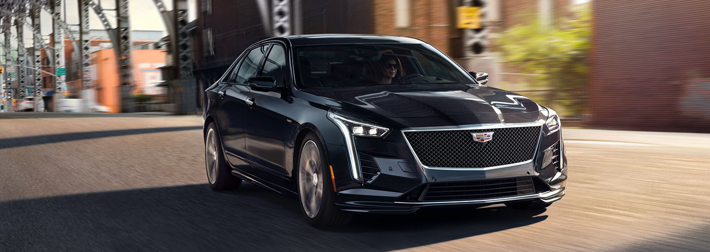 2020 Cadillac CT6-V Main Img