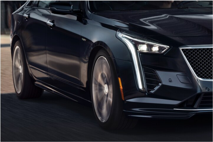 2020 Cadillac CT6-V performance
