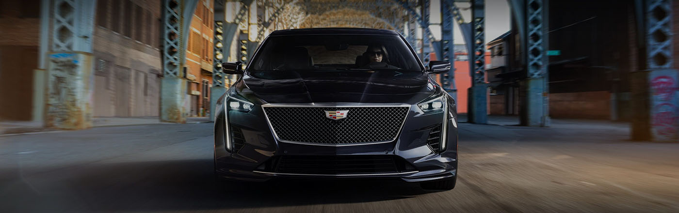 2020 Cadillac CT6-V Safety Main Img