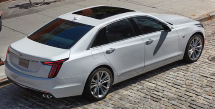 2020 Cadillac CT6 appearance