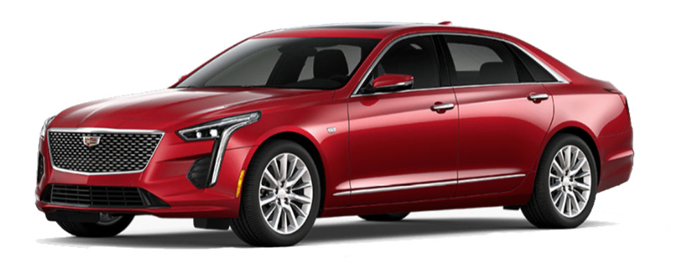 2020 Cadillac CT6 Main Img