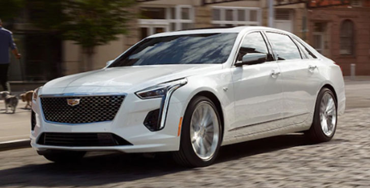 2020 Cadillac CT6 performance