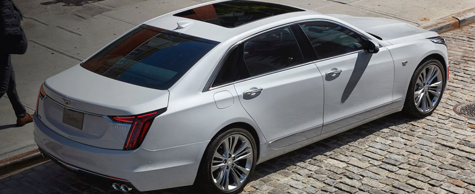 2020 Cadillac CT6 Safety Main Img