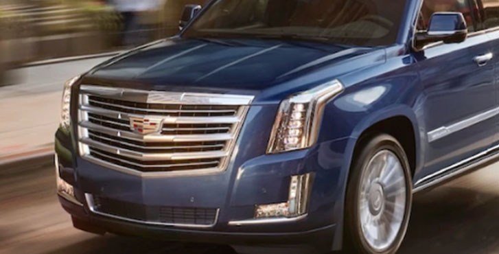 2020 Cadillac Escalade performance