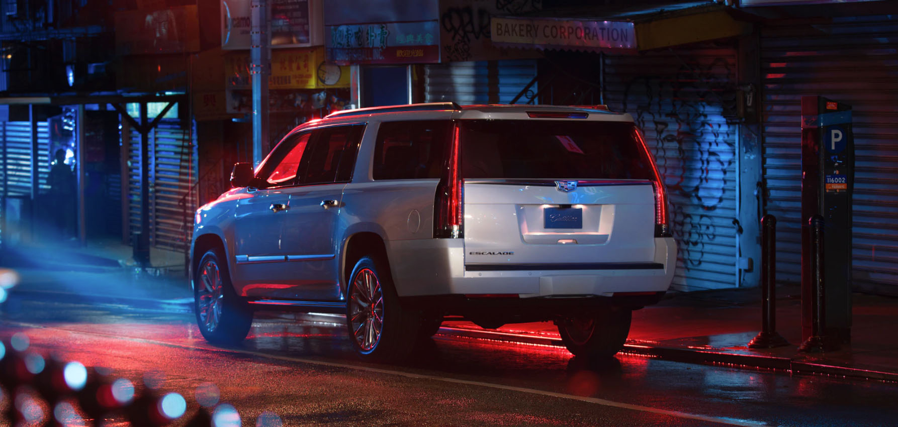 2020 Cadillac Escalade Safety Main Img