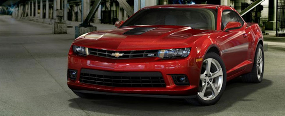 2015 Chevrolet Camaro Safety Main Img