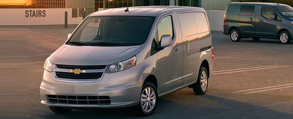 2015 Chevrolet City Express Appearance Main Img