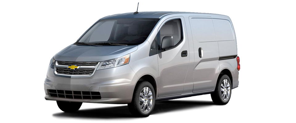 2015 Chevrolet City Express Main Img