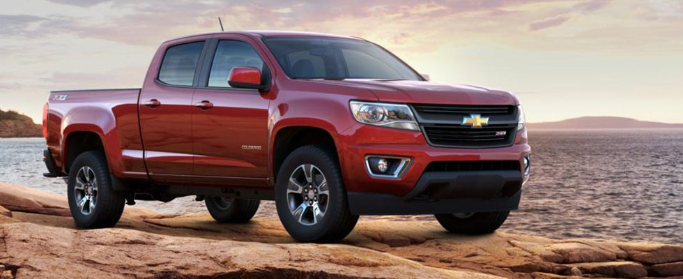 2015 Chevrolet Colorado Appearance Main Img