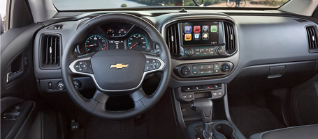 2015 Chevrolet Colorado comfort