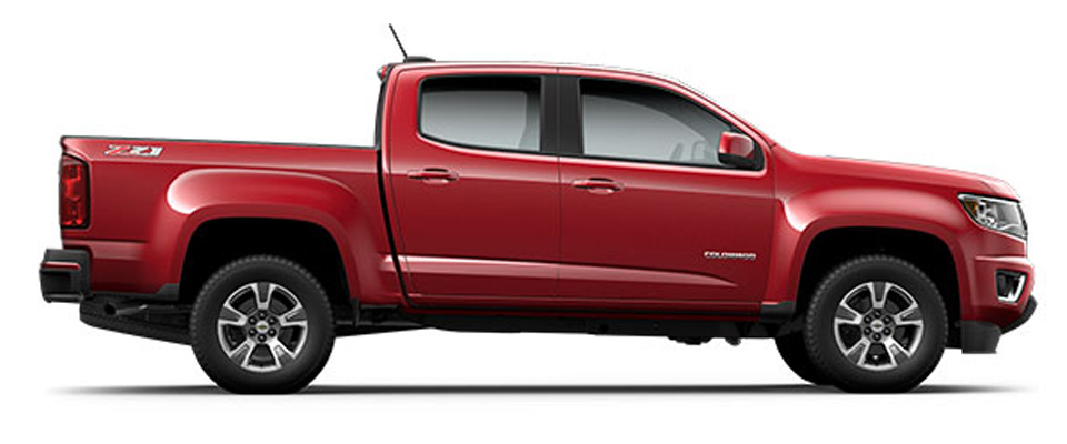 2015 Chevrolet Colorado Main Img