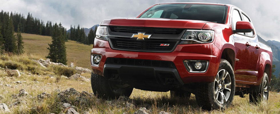 2015 Chevrolet Colorado Safety Main Img