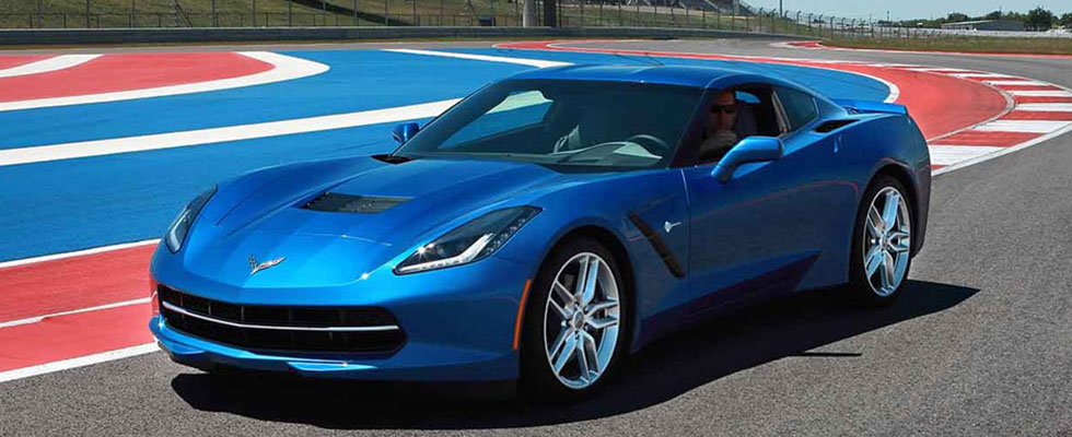 2015 Chevrolet Corvette Appearance Main Img