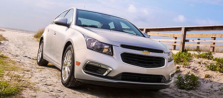 2015 Chevrolet Cruze performance