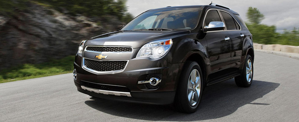2015 Chevrolet Equinox Appearance Main Img