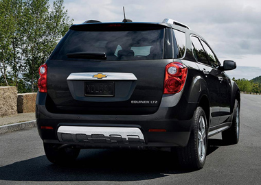 2015 Chevrolet Equinox appearance