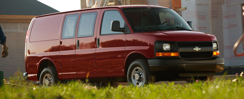 2015 Chevrolet Express Appearance Main Img