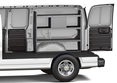 2015 Chevrolet Express appearance