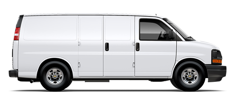 2015 Chevrolet Express Main Img