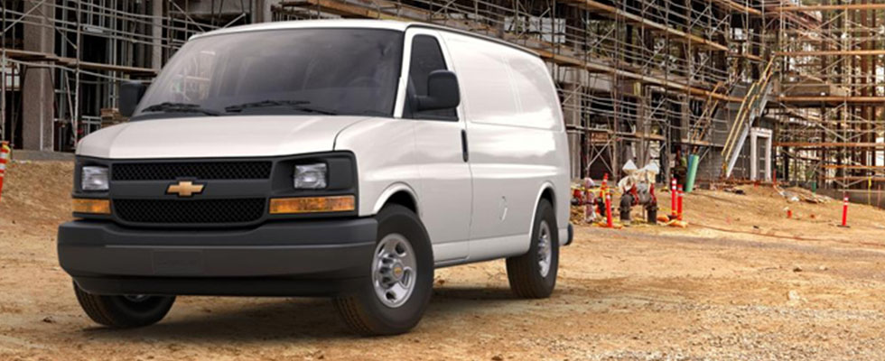 2015 Chevrolet Express Safety Main Img