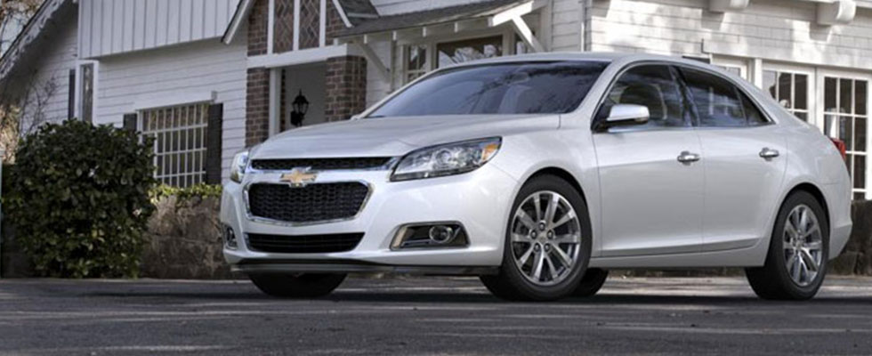 2015 Chevrolet Malibu Safety Main Img
