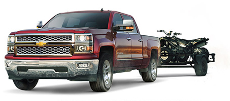 2015 Chevrolet Silverado performance