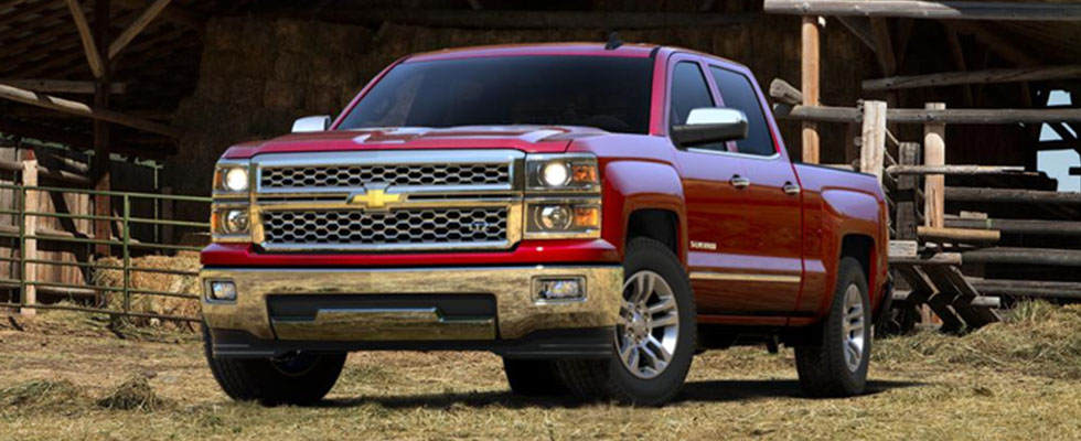 2015 Chevrolet Silverado Safety Main Img