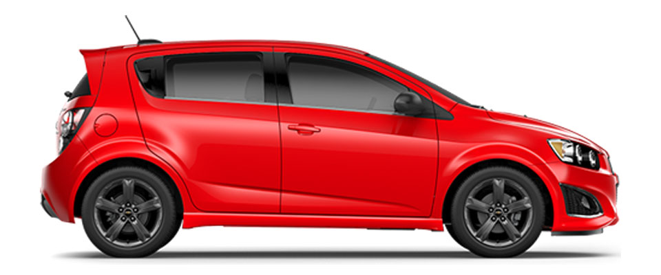 2015 Chevrolet Sonic Hatchback Main Img