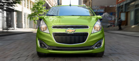 2015 Chevrolet Spark performance