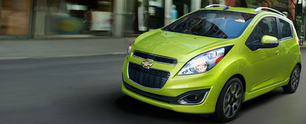 2015 Chevrolet Spark Safety Main Img