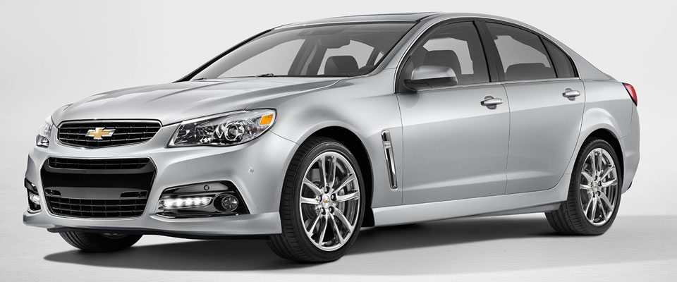 2015 Chevrolet SS Sedan Main Img