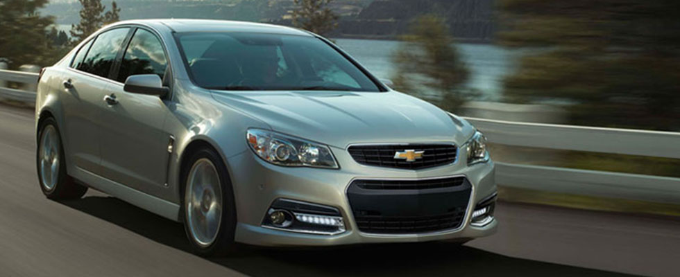 2015 Chevrolet SS Sedan Safety Main Img