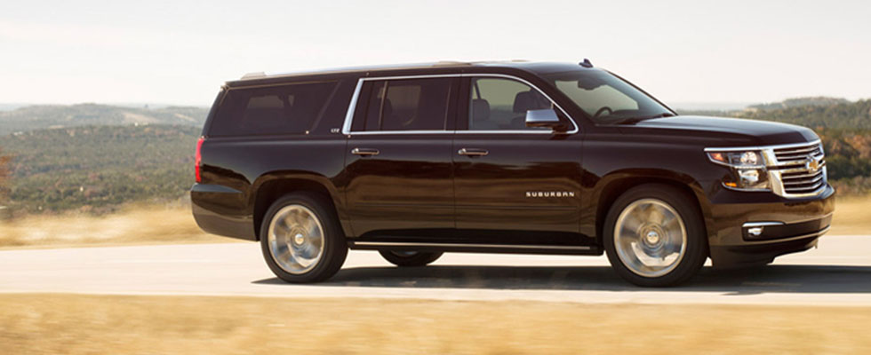2015 Chevrolet Suburban Safety Main Img