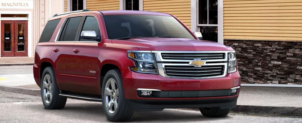 2015 Chevrolet Tahoe Appearance Main Img