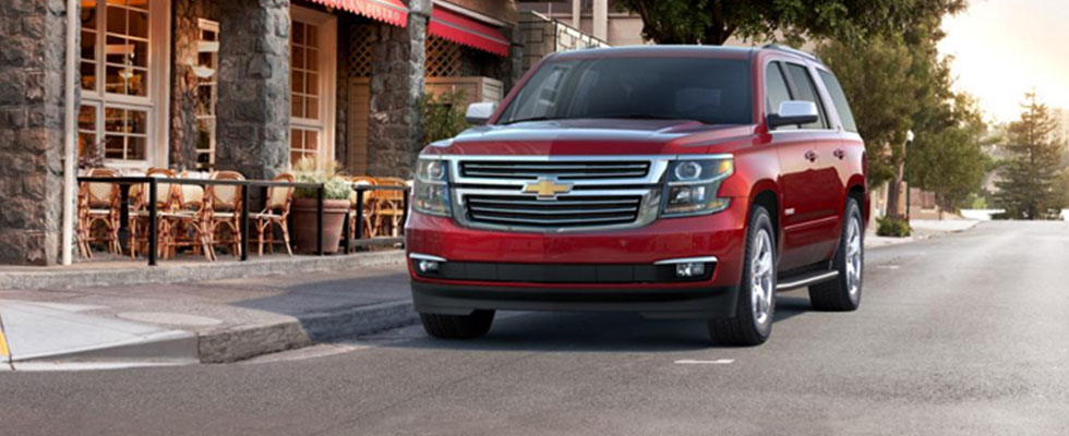 2015 Chevrolet Tahoe Safety Main Img