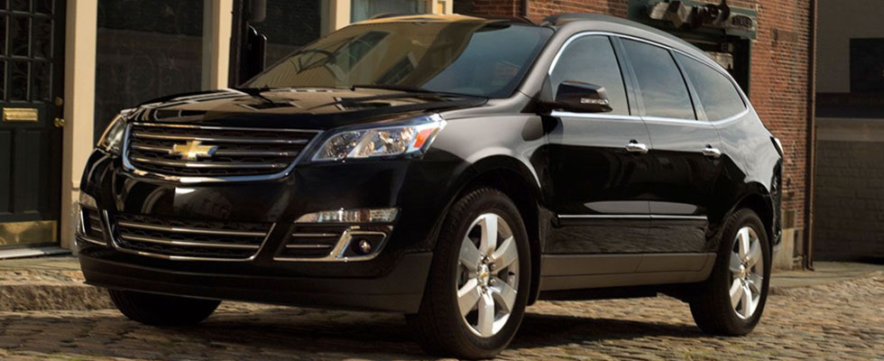 2015 Chevrolet Traverse Appearance Main Img