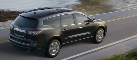 2015 Chevrolet Traverse performance