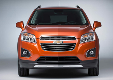 2015 Chevrolet Trax appearance