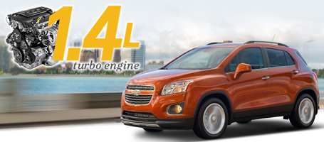 2015 Chevrolet Trax performance