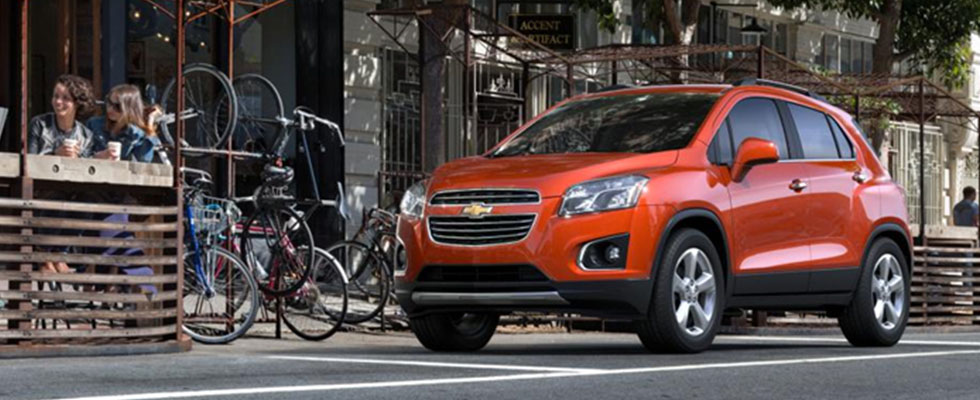 2015 Chevrolet Trax Safety Main Img