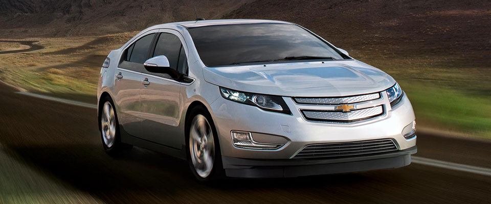 2015 Chevrolet Volt Appearance Main Img