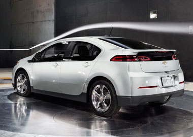 2015 Chevrolet Volt appearance