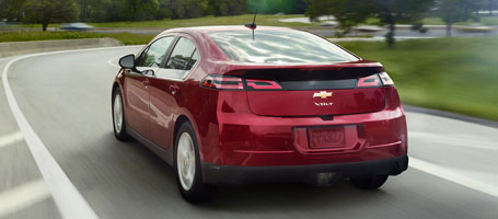 2015 Chevrolet Volt performance